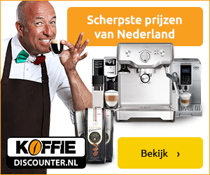Koffie-discounter.nl cashback
