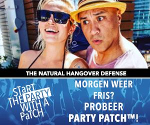 Partypatch.nl cashback
