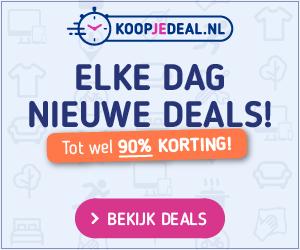 Koopjedeal.nl cashback