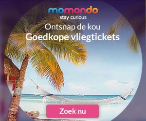 Momondo.nl cashback