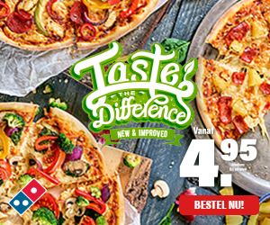 Domino's Pizza cashback