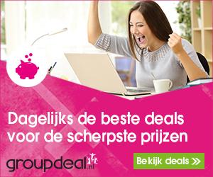 Groupdeal.nl cashback