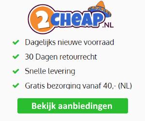 2cheap.nl cashback
