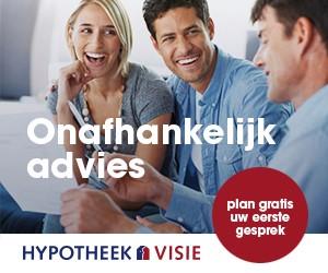 Hypotheekvisie.nl cashback