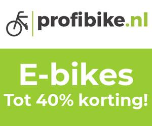 Profibike.nl cashback