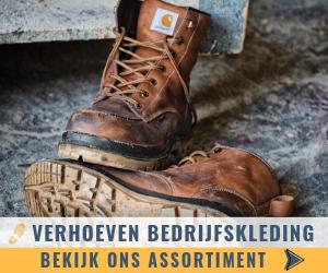 Verhoevenbedrijfskleding.nl cashback