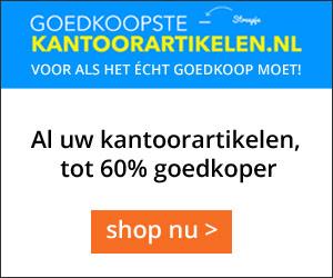 Goedkoopste Kantoorartikelen.nl cashback