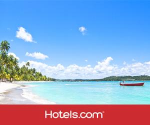 Hotels.com cashback