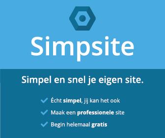 Simpsite.nl cashback