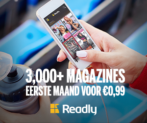 Readly cashback