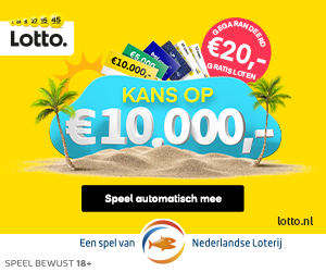 Lotto cashback