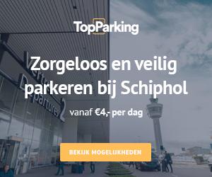 Topparking.nl cashback