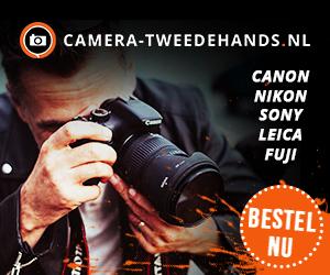 Cameratweedehands.nl cashback