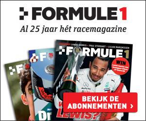 Formule1.nl cashback