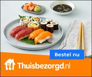 Thuisbezorgd.nl cashback