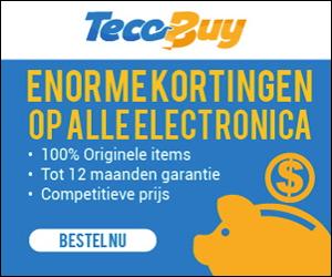 Tecobuy.nl cashback