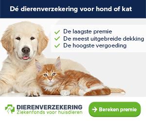 Dieren verzekering.nl cashback