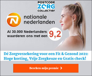 Postcode Zorgcollectief & NN cashback