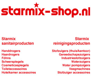 StarmixShop.nl cashback