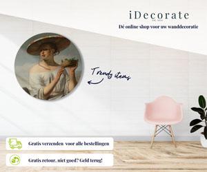 iDecorate.nl cashback