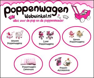 Poppenwagen-webwinkel.nl cashback