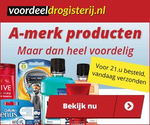 Voordeel-drogisterij.nl cashback