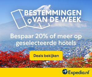 Expedia.nl cashback