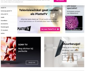 Televisiewinkel.nl cashback
