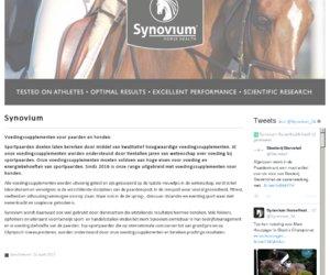 Synovium.nl cashback