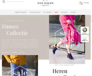 Van Dalen BE cashback