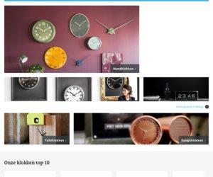 Klokkenexpert.nl cashback