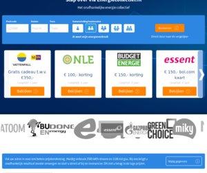 EnergieFlex via Energiecollectief.nl cashback