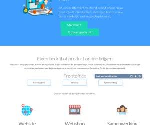 Eigen Bedrijf Online.nl cashback