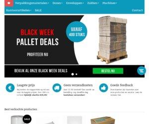 VerpakkingenXL.nl cashback