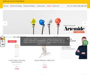 Lightbrands.nl cashback