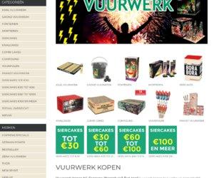 Vuurwerkkopencoppens.nl cashback