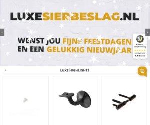Luxesierbeslag.nl cashback