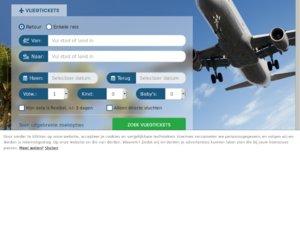Vluchtboeken.nl cashback