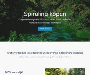 Spirulina.nl cashback