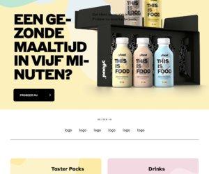 Yfood.nl cashback