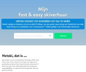 Netski.com cashback