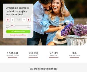 relatieplanet.nl dating site 40 singles dating sites