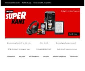 MediaMarkt cashback