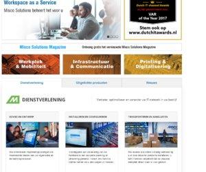 Misco.nl cashback