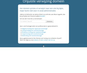 QRToko.nl cashback