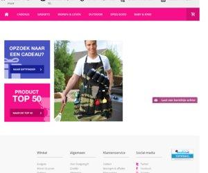 Gadgetsgift.nl cashback