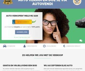 Autovendi.nl cashback