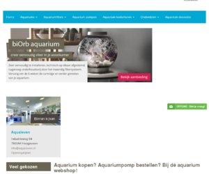 Aqualeven.nl cashback