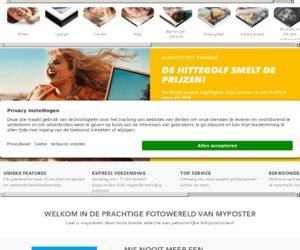 myposter.nl cashback