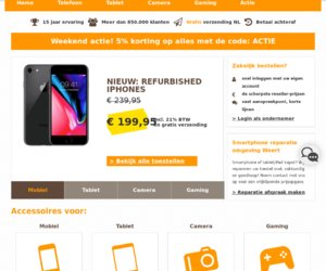 Mobile Supplies cashback